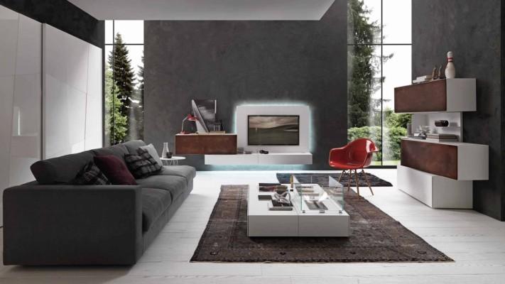 Soggiorni Presotto, stile da vendere – Marzia Melotti Room Design