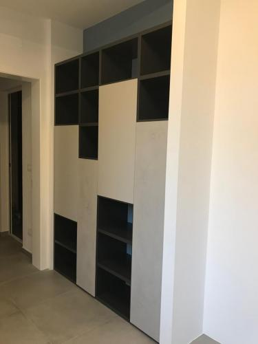 ingresso e sala Marzia melotti room design 6