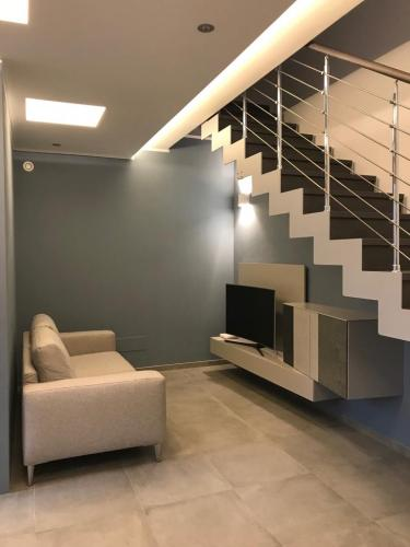 ingresso e sala Marzia melotti room design 7